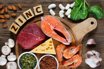 What are the best sources of zinc?