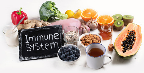 What foods are strict no for immunity?