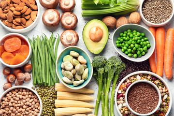 What are the best sources of protein for vegetarians?